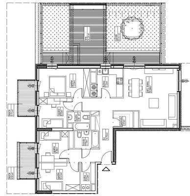 Apartament z tarasem i ogrodem na XII pietrze !