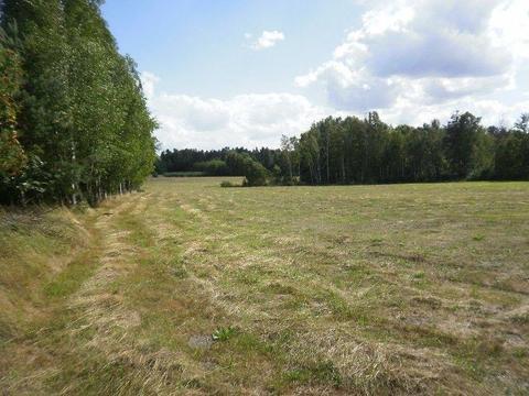 Grunty rolne w okolicach Firleja