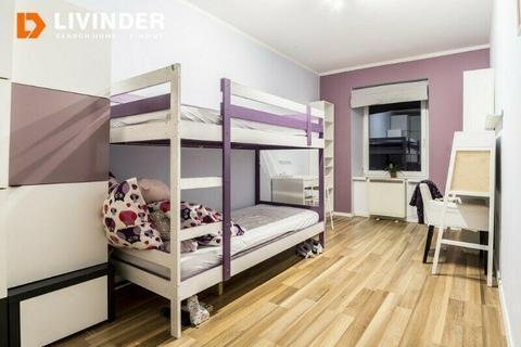 Zadbane mieszkanie, 2 osobne pokoje, Czarna Wieś